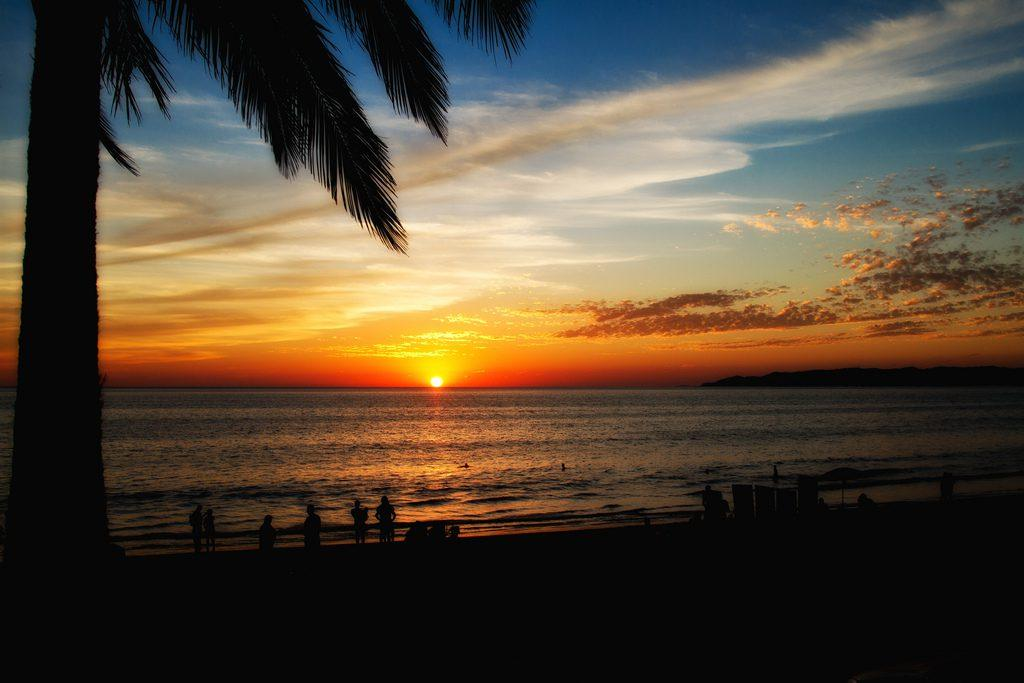 Sunset in Riviera Nayarit