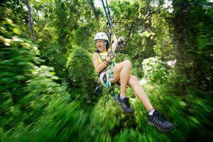 Zip line Tour in Puerto Vallarta