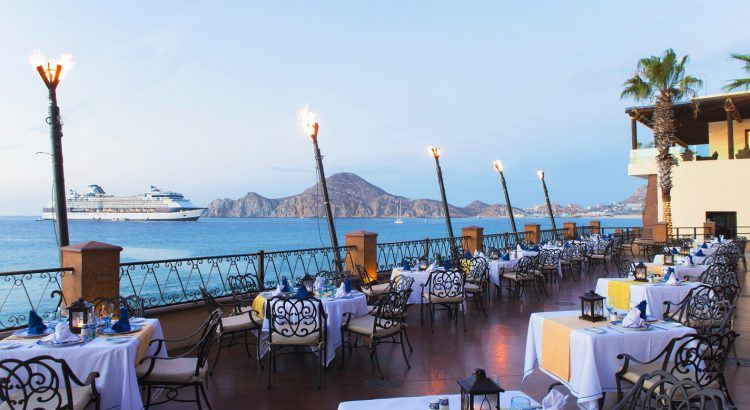dining in Cabo