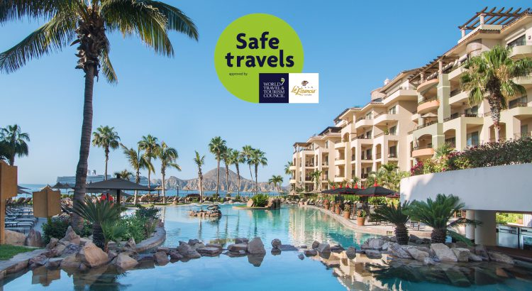 Villa La Estancia Riviera Nayarit Earns the Safe Travels Stamp