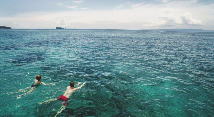 Health Benefits of Swimming in the Ocean