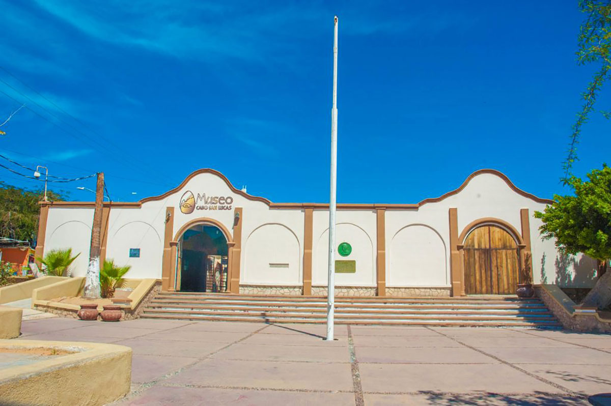 Natural History Museum in Cabo san Lucas