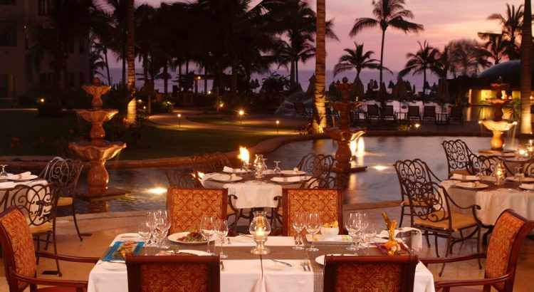 villa la estancia riviera nayarit romantic dinner