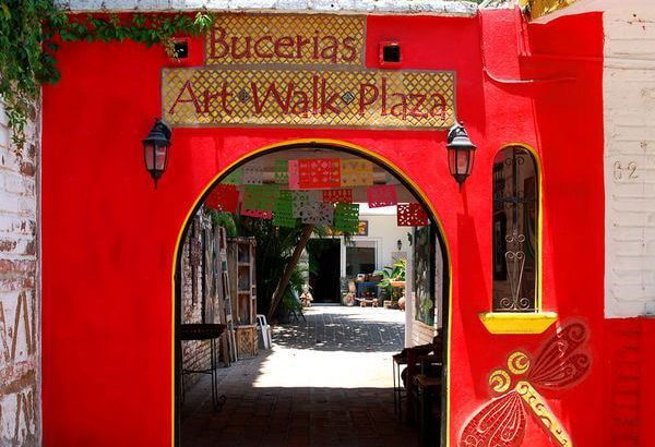 bucerias art walk vallarta nayarit
