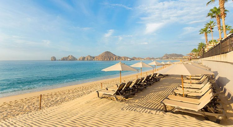 Medano beach in Villa la Estancia Cabo